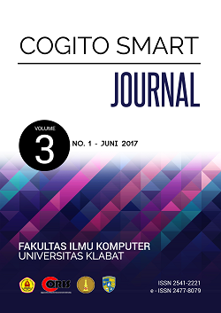 CogITo Smart Journal Volume 3 No. 1, Juni 2017